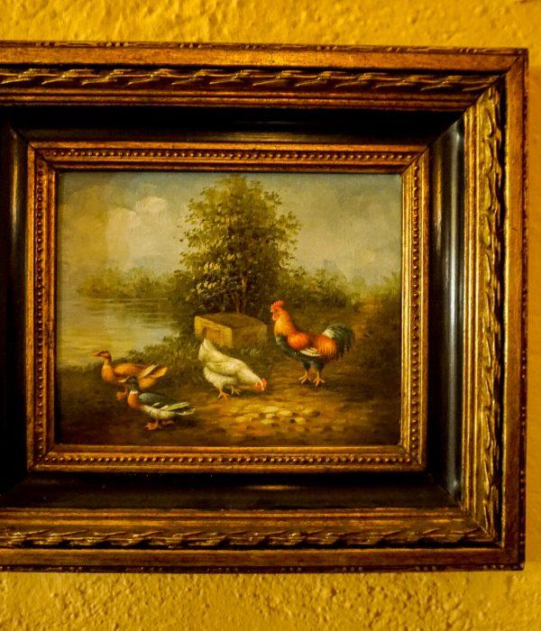 Hühnerzimmer